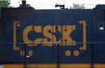 CSX 970 logo shot